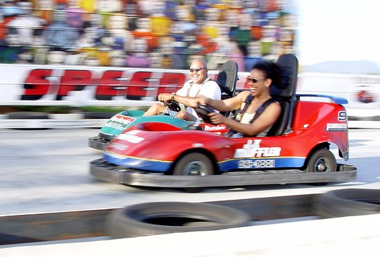 Shasta Lake, Kalifornien: Go Carts