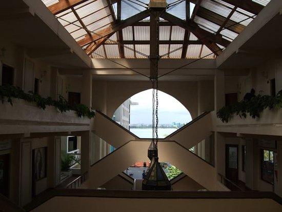 Hotel Slipway: インド洋が見渡せます