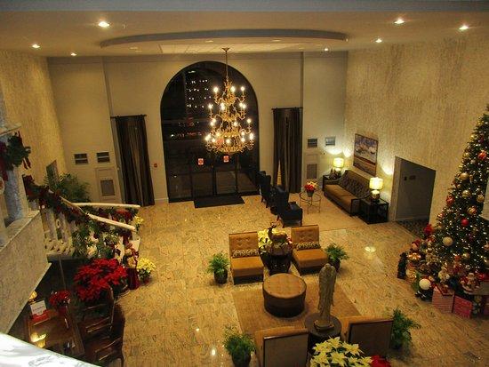 Glen Mills, PA: lobby