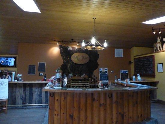Hume, VA: Tasting Room