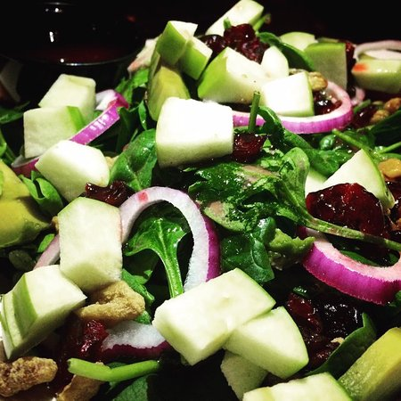 Moscow, PA: Cranberry Harvest Salad