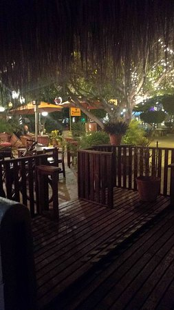 Hotel 1697 Loreto: Terraza