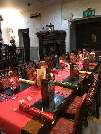 Blackrod, UK: Christmas @ The Rivington Pub & Grill 🎄🎁