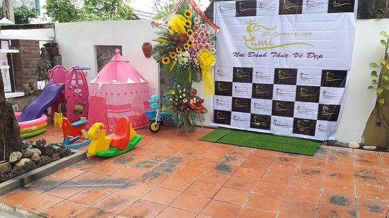 Sami TN Beauty & Spa - Ba Ria: khu vui chơi cho bé