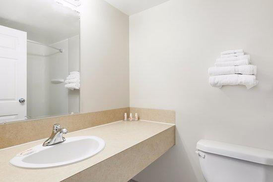 Melville, Canadá: Bathroom