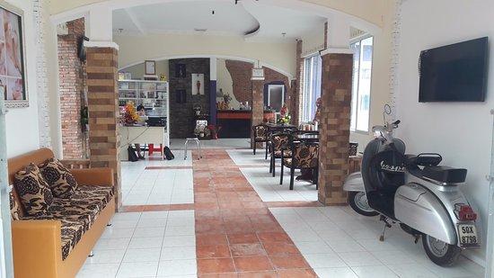 Sami TN Beauty & Spa - Ba Ria: khu vực tư vấn và ngồi chờ