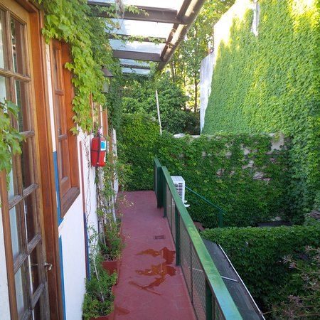 Rugantino Hotel Boutique: Couloir devant les chambres -2e étage