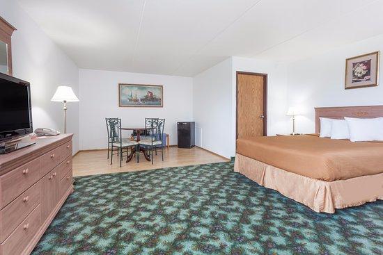 Melville, Canadá: 1 Queen Suite