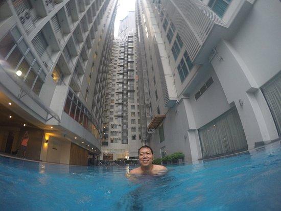 The A.Venue Hotel: Pool Time@A Venue Hotel