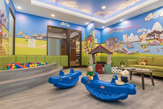 Ascott Makati: Cubbies Room