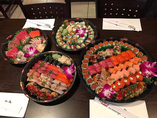 Miyabi asian fusion for Akane japanese fusion cuisine new york ny