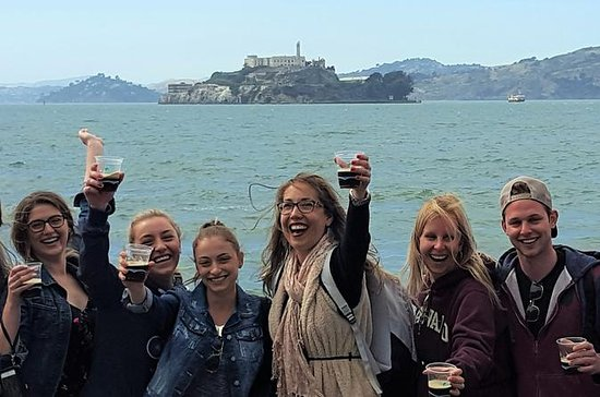 Alcatraz and Walking Craft Beer Combo...