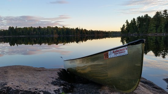 Anderson's Canoe Outfitters: 20161002_183039_large.jpg