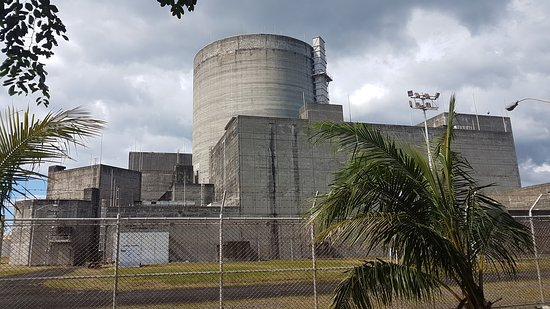 Morong, Philippines: Bataan Nuclear Power Plant