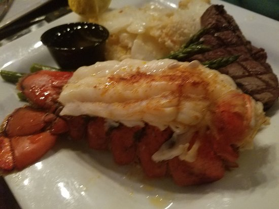 keys on the green wonderful christmas eve dinner amazing surf and turf delicious