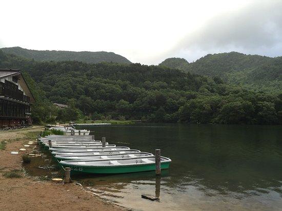 Yunoko Lake: lake yunoko