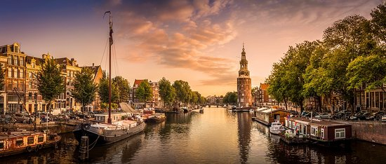 Walks In Europe - Amsterdam