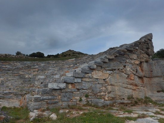 Ancient Theater of Lavrion