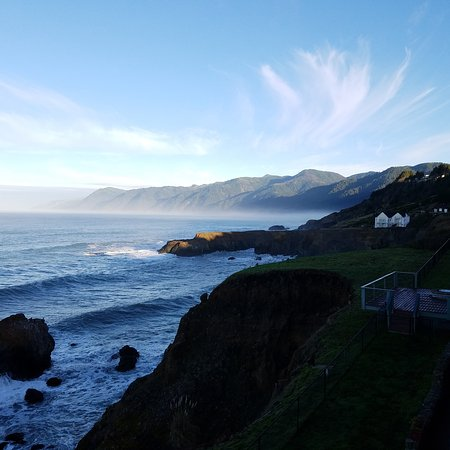 Shelter Cove, Californien: Inn of the Lost Coast