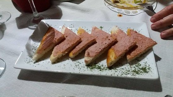 La Tasca De Ramon: tapas als voorgerecht