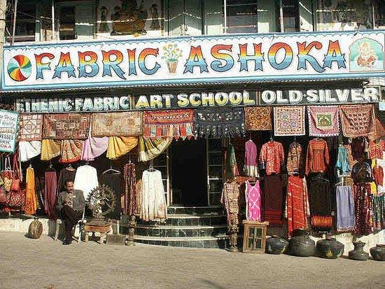 Fabric Ashoka