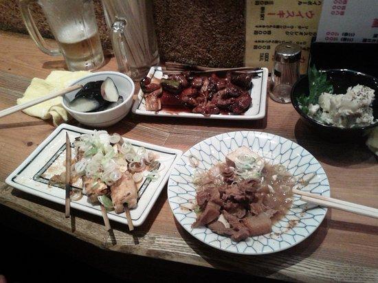 日本橋 角吉 市ヶ谷店>