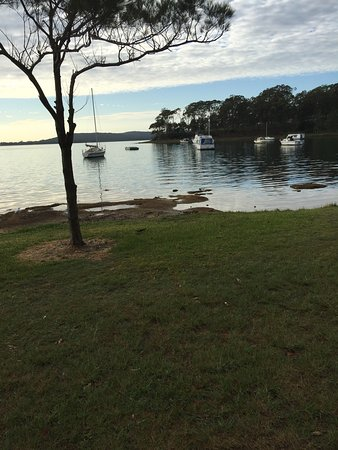Wangi Point Lakeside Holiday Park Campground Reviews