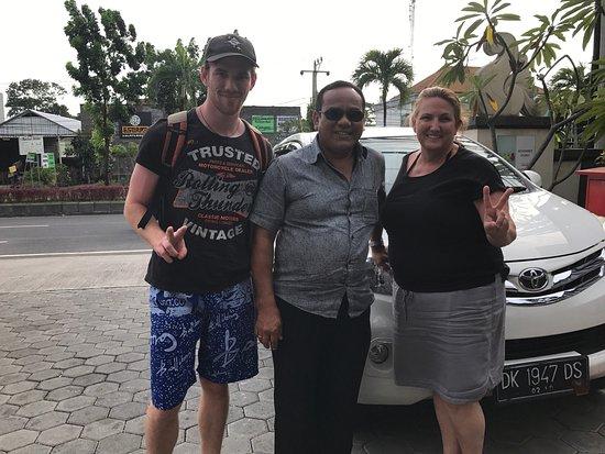 Ketut Sudarta Bali Driver