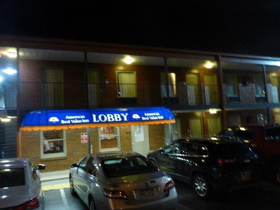 Americas Best Value Inn-Nashville/Downtown Photo