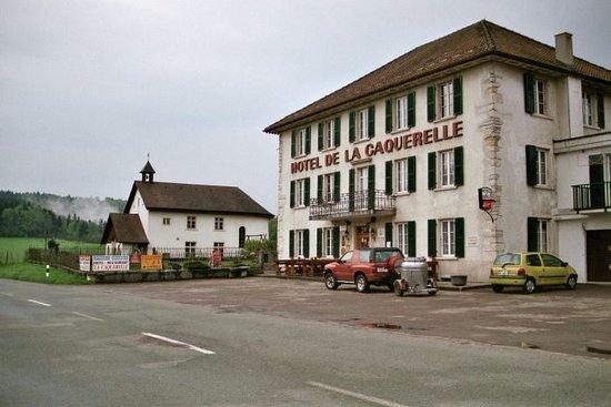 La Caquerelle Hotel