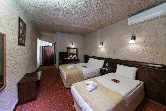 Burcu Kaya Hotel: Cave Twin  Room