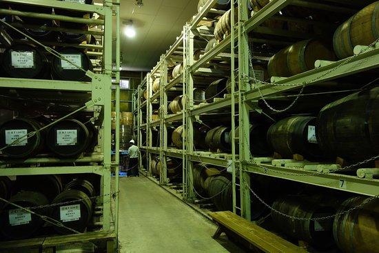 Miyada-mura, Japan: Mars Shinshu Distillery Hombo Shuzo