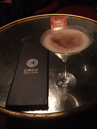 Circo Bar and Lounge: My Great Cocktail