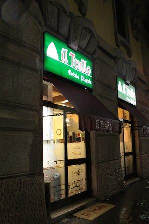 il Trullo: ミラノの中心部からはちょっと離れた場所にあるお店
