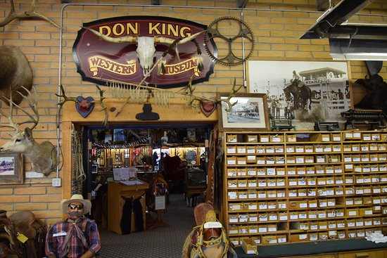 King's Saddlery and Museum: the museum part
