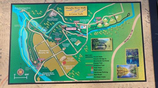 Murphy River Walk Picture of Murphy River Walk Murphy TripAdvisor