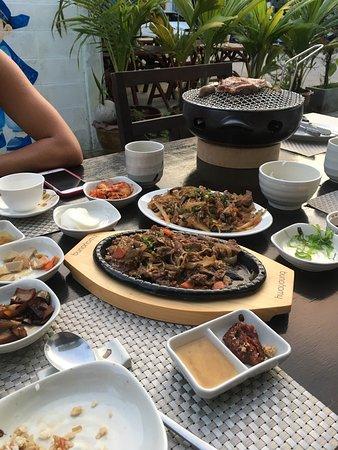 gaon korean bbq restaurant awesome korean food