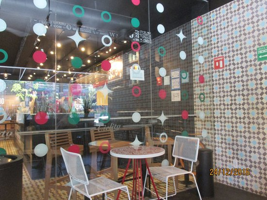Cielito Querido Cafe Mexico City Avenida Homero 109