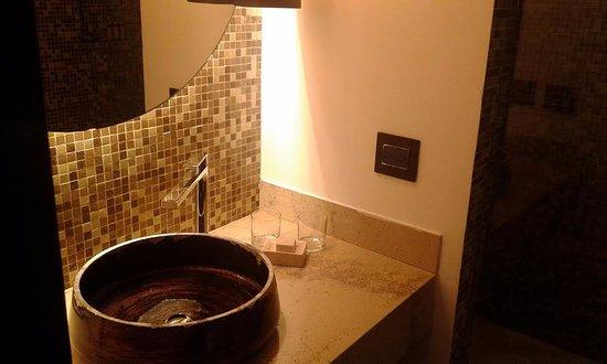 IKIN Margarita Hotel & Spa : Baño