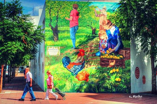 Imagenes De Murales Artisticos
