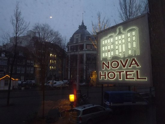 Nova Hotel Amsterdam-billede