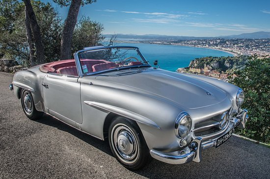 our mercedes 190 sl picture of rent a classic car. Black Bedroom Furniture Sets. Home Design Ideas