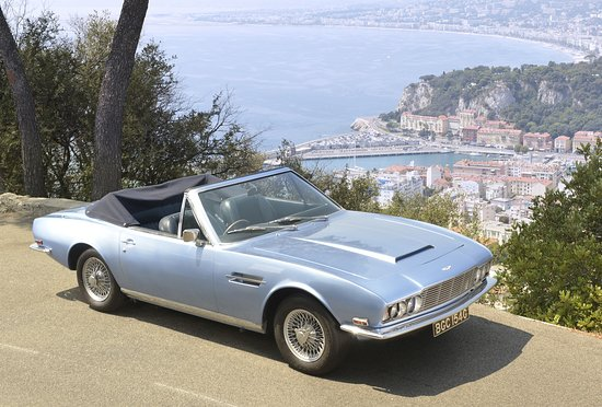 Our Aston Martin Dbs Convertible 7 In The World Picture Of Rent A Classic Car Nice Tripadvisor