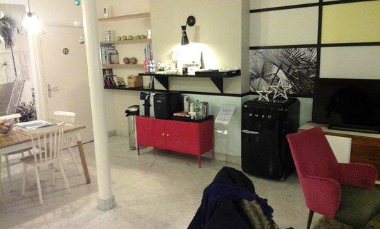 Hotel Palm   Astotel: Le Petit Salon Pour Lu0027open Bar