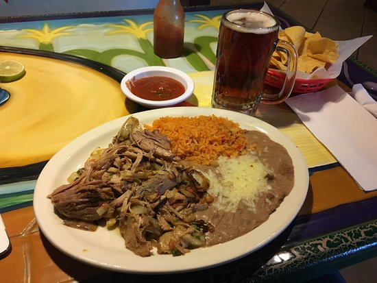 Greenville, OH: Juanitos Carnitas