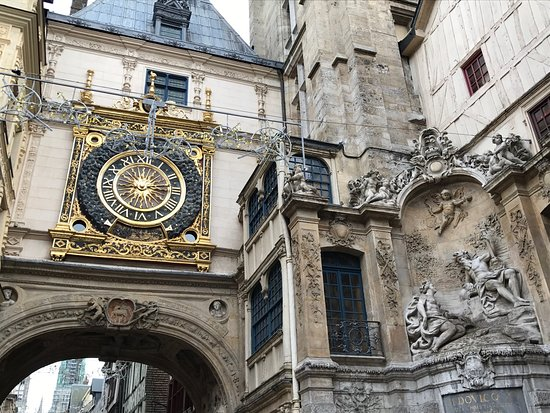 ルーアンの大時計