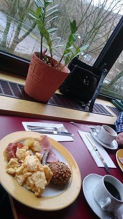 Hotel Bredeney : Frühstück
