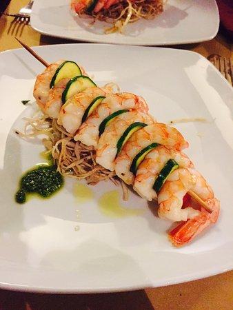 Osteria Alla Vaporiera: Piatti veramente deliziosi , curati e gustosi .. complimenti allo Chef !