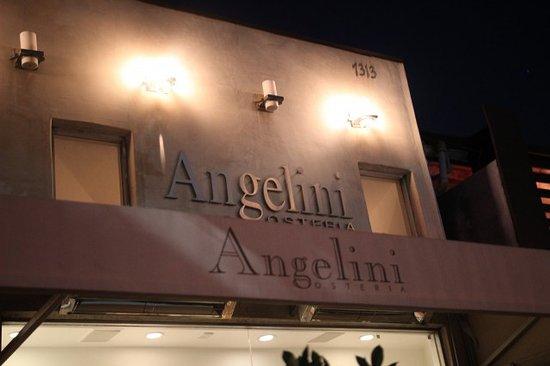Angelini Osteria: анжелини