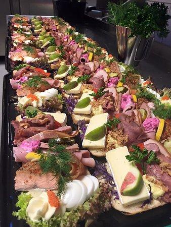 Ljungbyhed, Suecia: Skaralids Restaurang